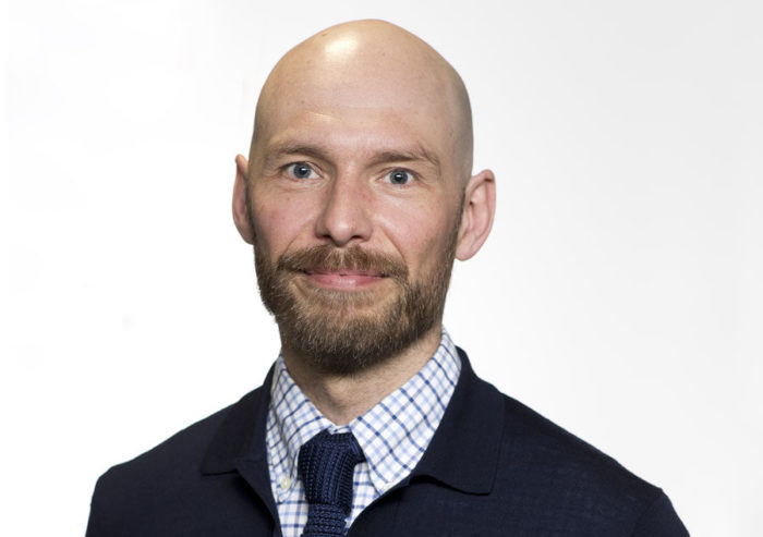 Cherry AB CEO Anders Holmgren