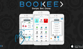 Bookee Tinder-style betting