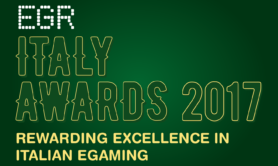 EGR Italy Awards 2017 logo