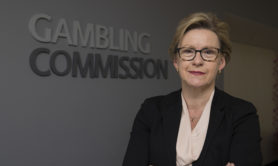 Sarah Harrison Gambling Commission CEO