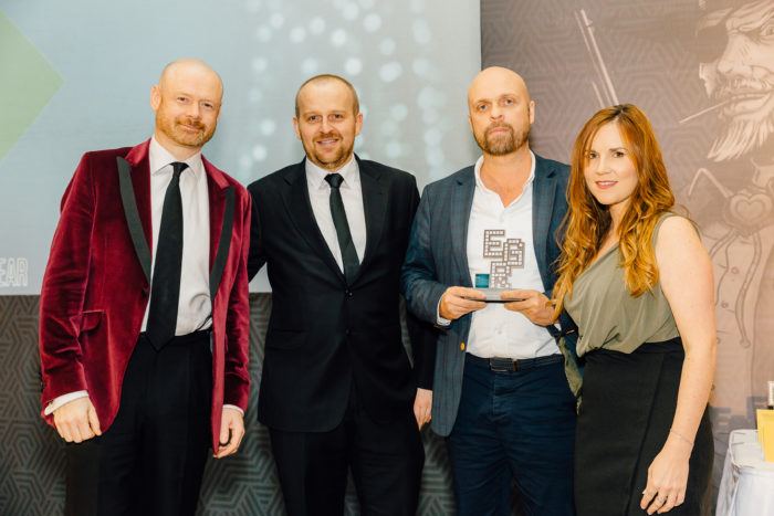 EGR Nordics Awards 2018 Affiliate of the Year, Better Collective