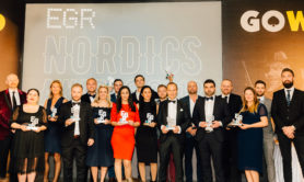 EGR Nordics Awards 2018 winners