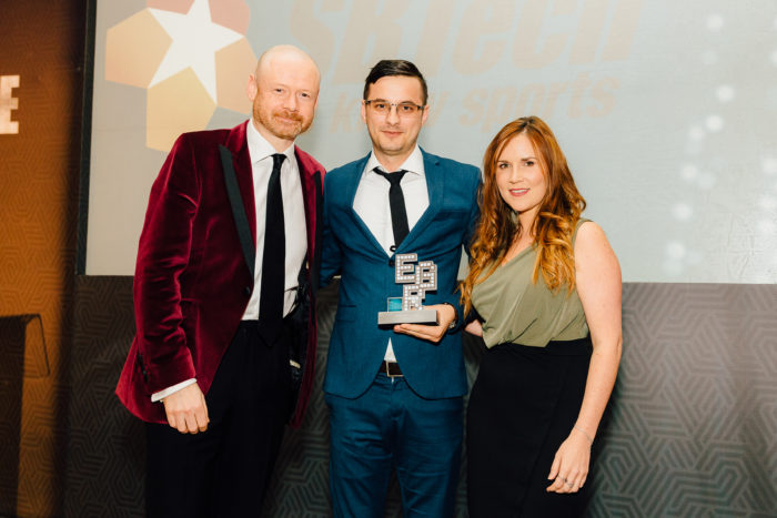 EGR Nordics Awards 2018 Sports Betting Supplier, SBTech