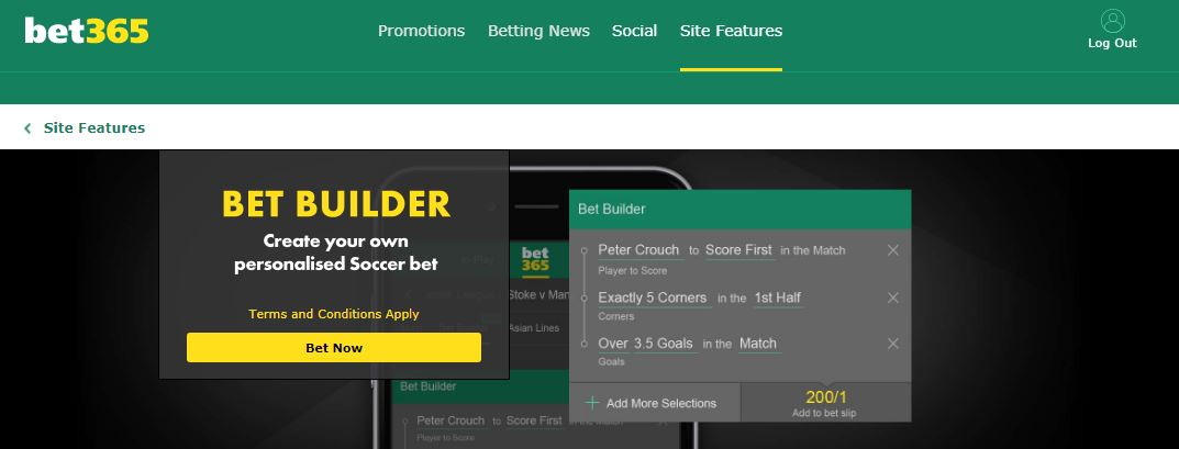 Bet365 launches Bet Builder tool | EGR Intel | B2B information for