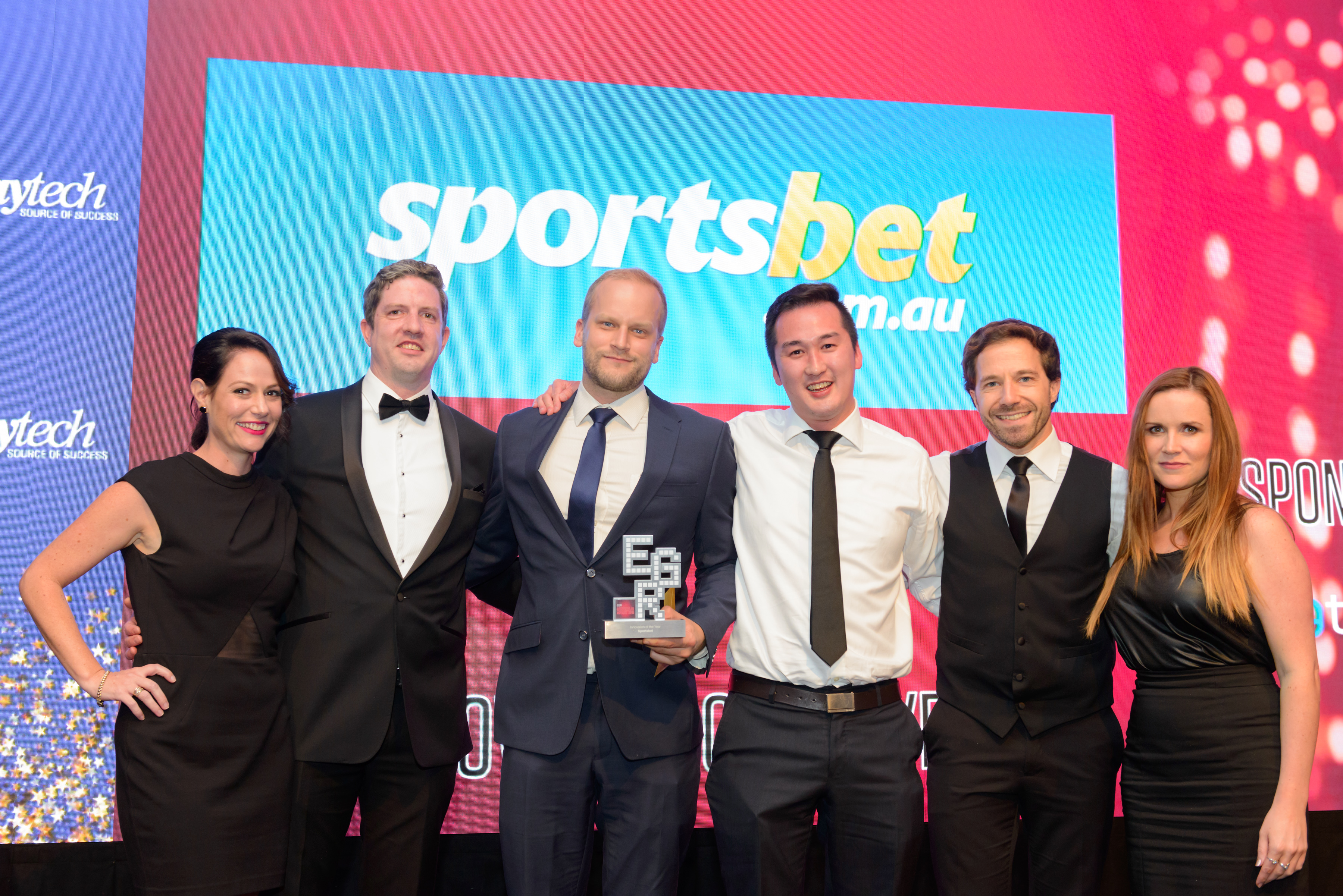 Innovation of the Year, Sportsbet