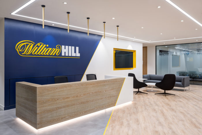 William Hill new office