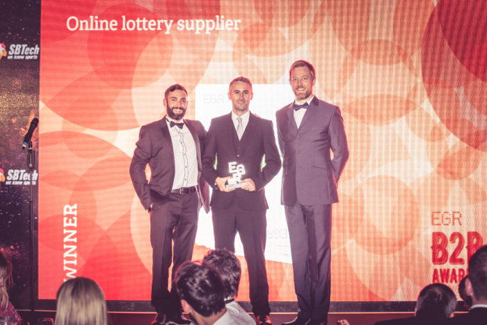 Online lottery supplier, Lottoland Solutions