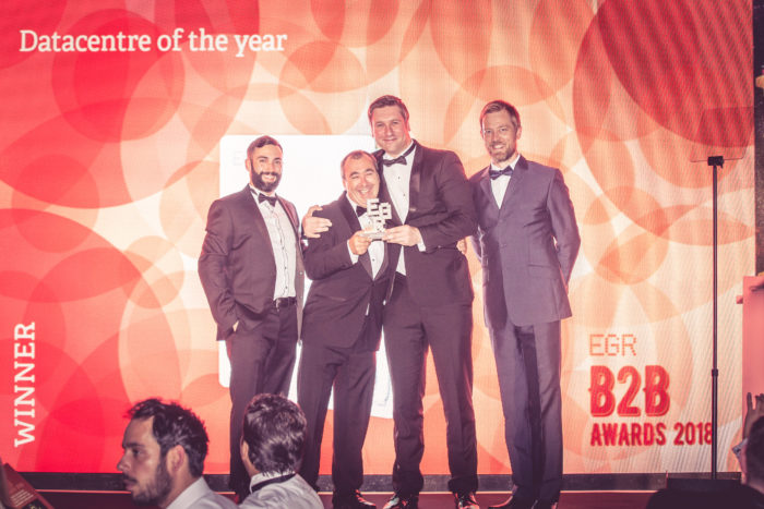 Datacentre of the year, Continent 8 Technologies