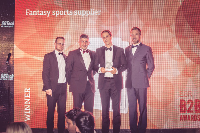 Fantasy sports supplier, Scout Gaming Group
