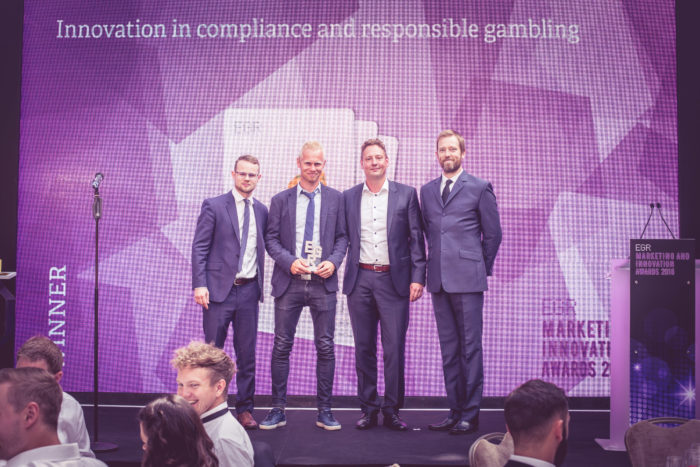 Innovation in compliance and responsible gambling, Danske Spil