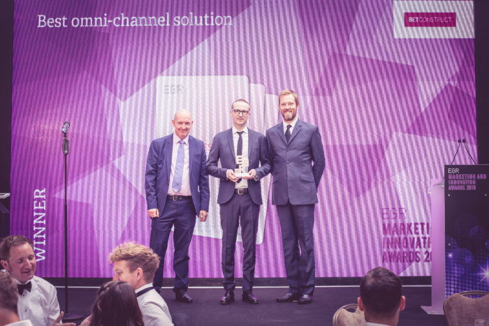 Best omni-channel solution, Ladbrokes Coral (GVC Holdings)