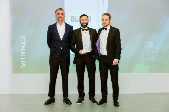 Affiliate of the Year, Blexr