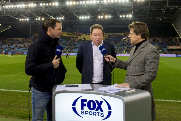 Fox Sports has brand awareness of 78% in the US. Photo: VI Images via Getty Images
