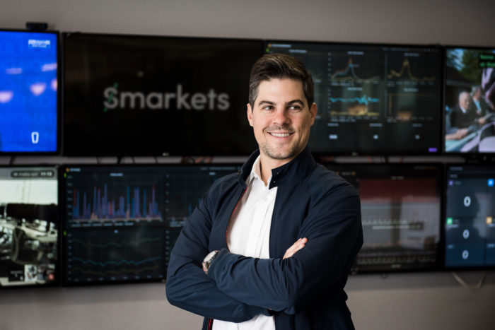 Jason Trost, Smarkets CEO