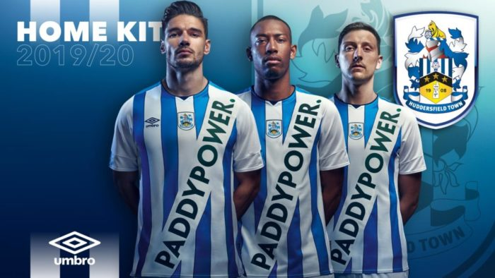 Huddersfield Town Paddy Power sponsorship