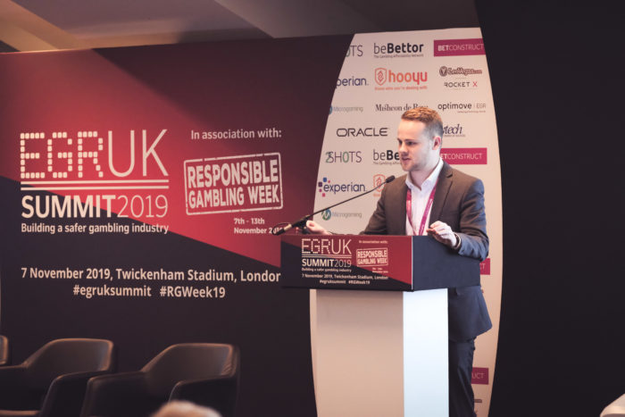 Andy Roocroft egr uk summit 2019