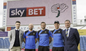 Yorkshire County Cricket Club Sponsorship with Sky Bet