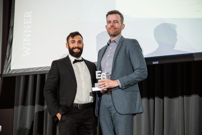 Affiliate of the year, Catena Media
