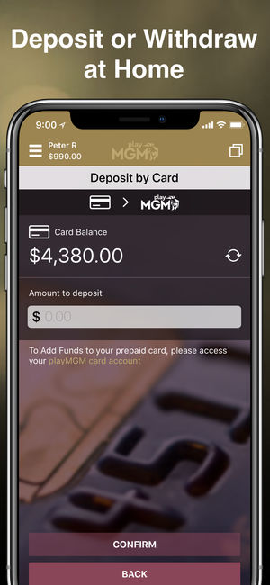 App Store - Deposit or Withdraw at Home[3]