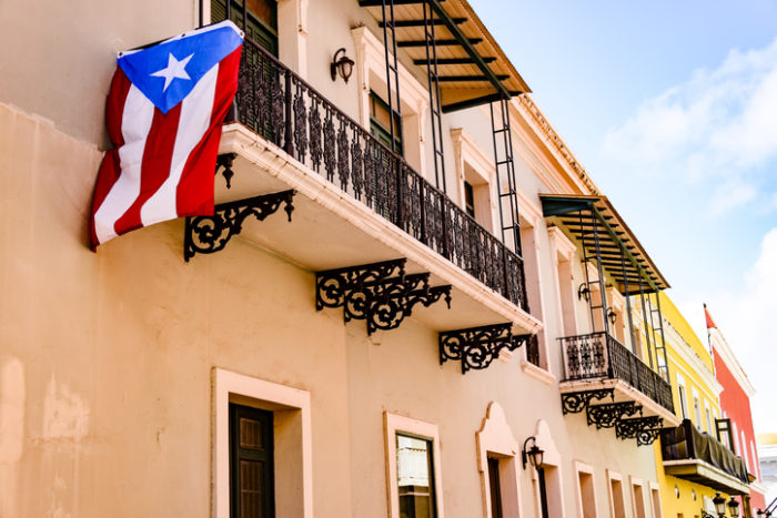 Puerto Rico legalizes retail and online betting