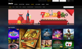 bwin new casino front-end
