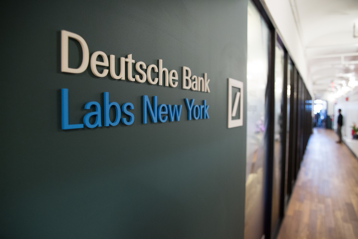 Deutsche Bank NYC Lab Launch
