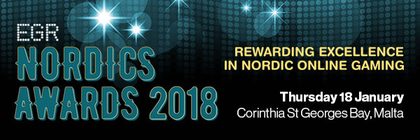 EGR Nordics Awards 2018