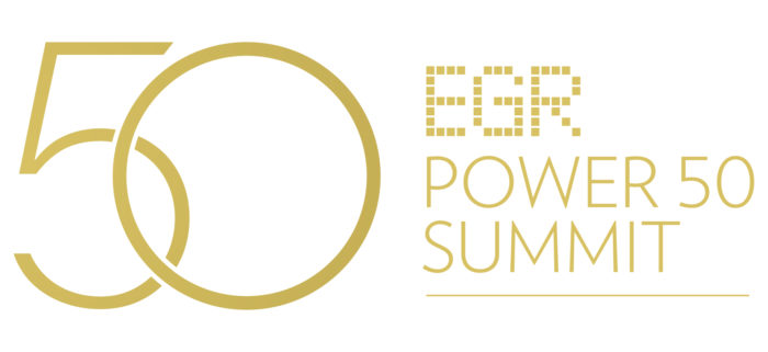 EGR Power 50 Summit 2018