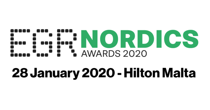 EGR Nordics Awards 2020